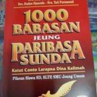 peribahasa sunda 1000 babasan