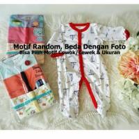 Sleepsuit Bayi Jumper / Baju Tidur Bayi NEXT 3 in 1 Tutup Kaki