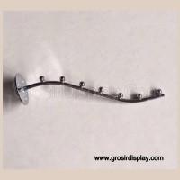 Harga gantungan baju belalai 7 pelor tempel tembok perlengkapan | antitipu.com