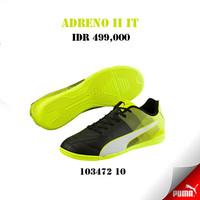 harga sepatu futsal puma adreno II IT black stabilo original 100% new 2016  Tokopedia. 078dc26984