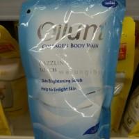 Jual Sabun Mandi Gel Cair Oilum Dazzling Touch Collagen Body Wash Refill Murah