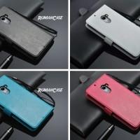 Flip Kulit Dompet Book Kartu Flip Case Casing Lenovo K4 Note A7010