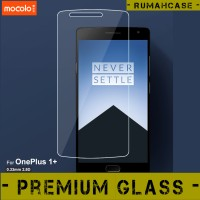 Anti Gores Kaca Bening MOCOLO PREMIUM Tempered Glass OnePlus One / 1