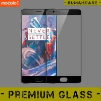 Anti Gores Kaca Bening Kuat ORI FULL MOCOLO Tempered Glass OnePlus 3