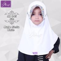 AR 045 Kids Hijab Ar Rafi - Arrafi - Kerudung Jilbab Anak