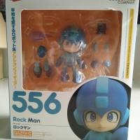 Nendoroid No 556 Megaman Rockman Blue Include Stand NEW MIB KWS