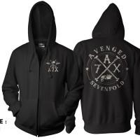 Jaket avnged sevenfold-zipper avenged sevenfold-switer-hoodie 7x21
