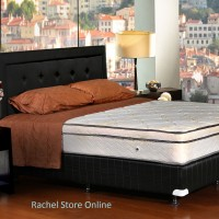 Elite Spring Bed Supreme Plush Top 180 - Kasur Saja