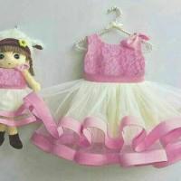 TUTU LACE BABY/DRESS KIDS/PARTY DRESS/GAUN PESTA ANAK