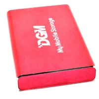 DGM My Mobile Storage External Portable SSD 128GB - Red