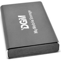 DGM My Mobile Storage External Portable SSD 512GB - Gray