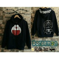 harga jaket sweater doraemon hitam Tokopedia.com