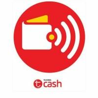 T cash T-cash Tcash T.cash tap telkomsel