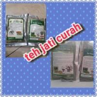 Teh Daun Jati Cina Original 100% Alami ( Herbal Organic Tea, Teh Pelangsing, Teh Peluntur Lemak )