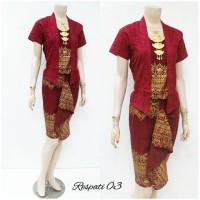 Setelan Batik Respati 03, Setelan Batik Solo