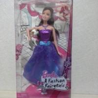 Barbie doll barbie a fashion fairy tale marie alecia with pet