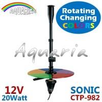 harga Sonic CTP-982 Air Mancur + Lampu Berganti Warna Tokopedia.com