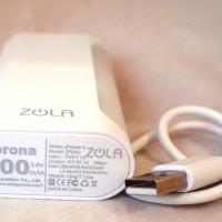 Power Bank Zola Corona 4000 Mah Diskon