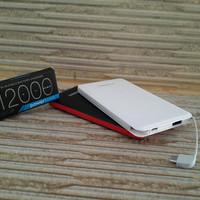 Powerbank VEGER V50 12000Mah Slim Original garansi resm Diskon