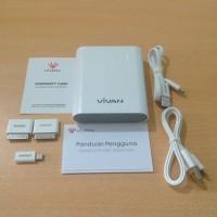 Powerbank Vivan IP-S100 / IPS100 10000mAh 2output Garan Limited