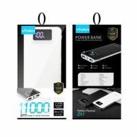 Vivan Powerbank D11 11000mAh With LCD Display Original  Murah
