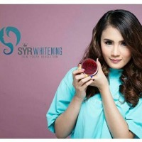 red glow / diamond glowing / jelly cream syr whitening by dr.lidya