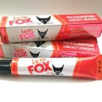 Lem Fox Kuning Cair Tube 20