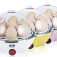 Electric Egg Boiler Cooker Alat Pengukus Rebus Telur / Penghangat