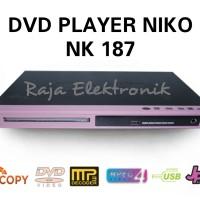 DVD PLAYER NIKO USB