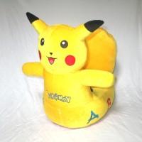 Sofa kuda karakter game popular pokemon go pikachu