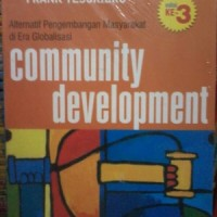 Community Development - Jim Ife & Frank Teseriero