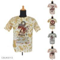 Kaos Batik Pekalongan Motif Khas Jogja