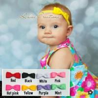 Jual SAIRA bandana anak bayi baby headband bando pita Murah