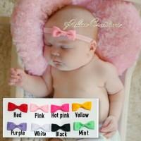 Jual MINI TAZQI bandana anak bayi baby headband pita Murah