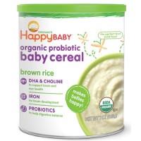 harga Happy Baby Happy Bellies Organic Baby Cereal Brown Rice / Bubur Bayi Tokopedia.com