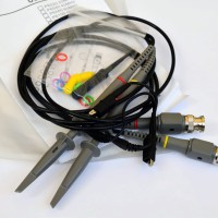 harga 1set Probe Osiloskop 100mhz Oscilloscope Probe Scope Clip Probe P6100 Tokopedia.com
