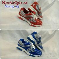 Sepatu Badminton Murah Sol Karet