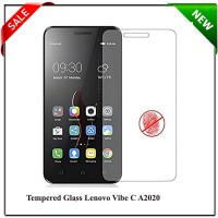 Lenovo Vibe C A2020 Screen Protector Tempered Glass