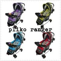 Baby Stroller Pliko Ranger 4in1 B/s 298r