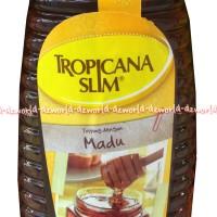 Tropicana Slim Madu Bebas Gula Sugar free 350ml