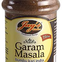 Jay's - GARAM MASALA (Bumbu Kari India) Botol 70 gram