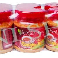 Jual Jahe Merah Cap Cangkir Mas Original Toples ( 10 Toples ) Murah