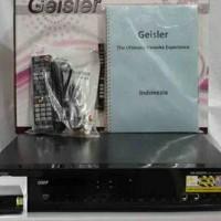 Dvd Karaoke Player Geisler Ok 7500 Free Remote Qwerty
