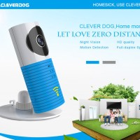 ip camera Clever Dog Smart Security IP Camera CCTV / baby watch