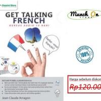 Buku - Get Talking French (Kursus Audio 10 hari) + CD