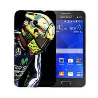 Casing Hp Valentino Rossi MotoGP Samsung Galaxy Core 2 Duos Custom