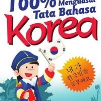 100% Cepat Menguasai Tata Bahasa Korea