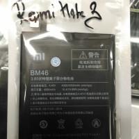 Jual Baterai Batrai Batray Batre Battery Xiaomi Redmi Note 3/pro ORI BM46 Murah