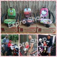 harga Kursi Boncengan Anak Motor Matic Karakter Kartun Tokopedia.com