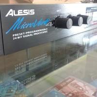 harga Digital Reverb Alesis Microverb4 Dengan 199 Effect Ori Termurah Tokopedia.com